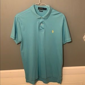 Polo Collared Shirt